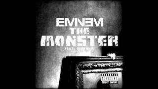 Eminem Ft. Rihanna - The Monster (Instrumental) Studio Quality [Prod. MoMo]