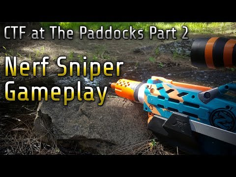 Capture the Flag at The Paddocks - Part 2