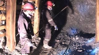 Minería subterránea 1 - Marsa