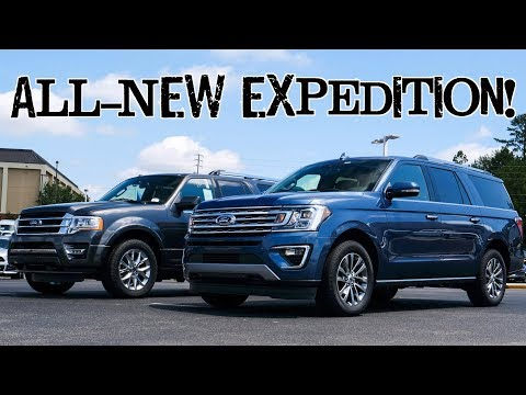 2018 Ford Expedition - Hand's on Review!