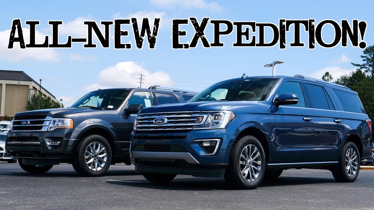 Ford Expedition Hands On Review