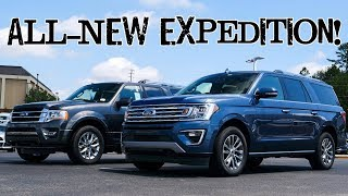 2018 Ford Expedition - Hands on Review!