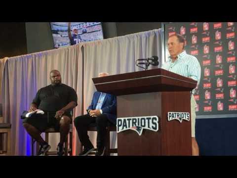 Bill Belichick explains how Vince Wilfork