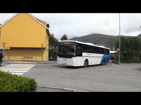 Siste skulerute i Måløy med Nettbuss