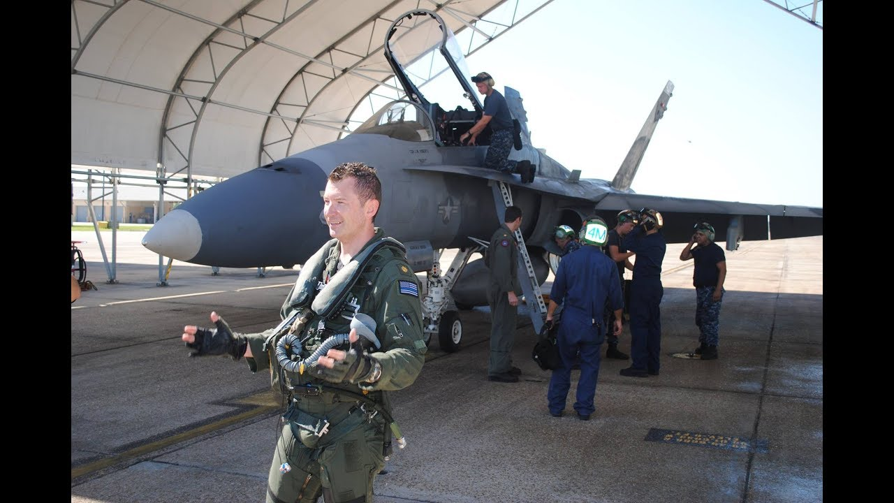 Real World F/A-18 Pilot Will Test DCS F/18 If Donations for