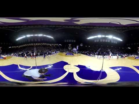 K-State Athletics   Bramlage Coliseum - 360 Video