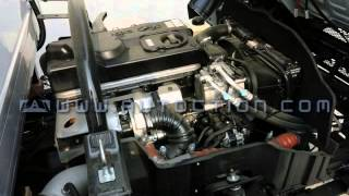HYUNDAI HD78 Eutectic Cold Top Van Export Model