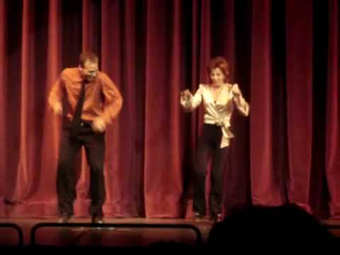 Paper Moon - Choreography by Pam Covas, with Chris Racine