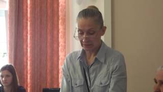 видео «Як скласти заяву про злочин в поліцію і не отримати відмову?»