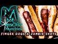 Halloween Severed Wiener Fingers & Zombie Shots - Cooking Special