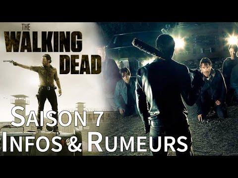 THE WALKING DEAD Saison 7 : Infos officielles et rumeurs