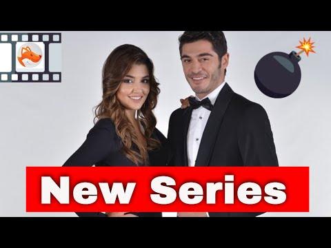 Hande Erçel and Burak Deniz in the new TIMS & B series