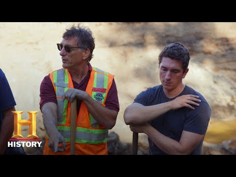 Curse of Oak Island: BREAKTHROUGH DISCOVERY at Smith's Cove (Season 7) | History