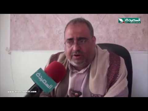 تقرير : السيول تجرف مواطنين في إب لغياب العبارات (17-8-2018)