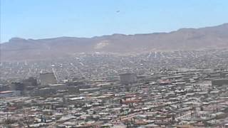 UFO caught on camera at Scenic Drive in El Paso, Texas