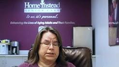 The benefits of Val's career change | Home Instead Saskatoon