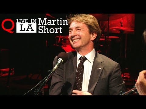 Martin Short at Q Live in LA