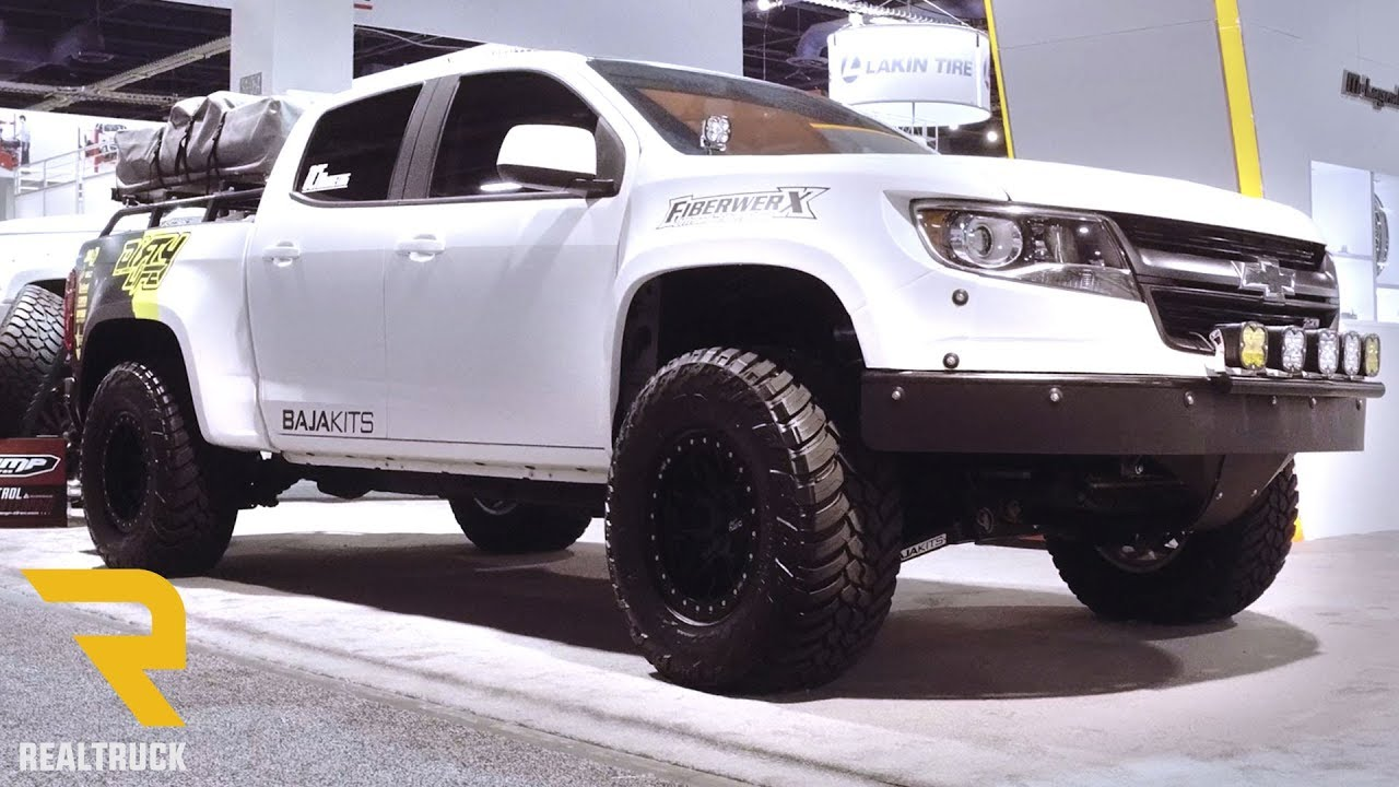 Project Radrunner Custom Overland 2015 Chevy Colorado Z71 | SEMA 2017 & Project Radrunner Custom Overland 2015 Chevy Colorado Z71 | SEMA ...