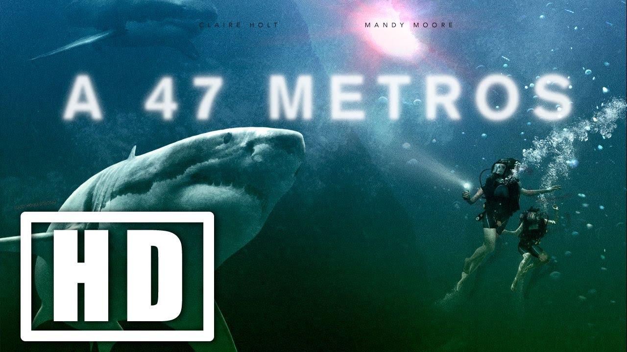 A 47 Metros. Trailer Oficial