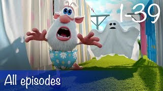Booba - Compilation of All 39 episodes + Bonus - Cartoon for kids