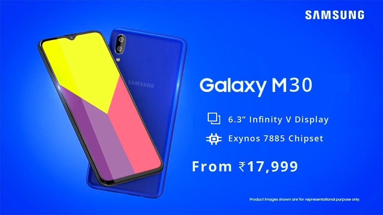 Samsung Galaxy M30 Price in Pakistan, Detail Specs - Hamariweb