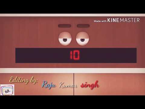 Tu Jo Kahe Duniya Bhula Du Mai / Best Animated Love Story Video /heart Touching Love Story