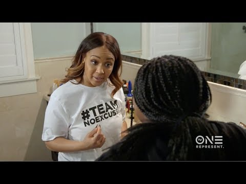 Erica Campbell Finds Out Her Daughter Is Wearing Makeup
