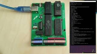 FPGA pick n' mix Z80 complete system from Grant Searle's