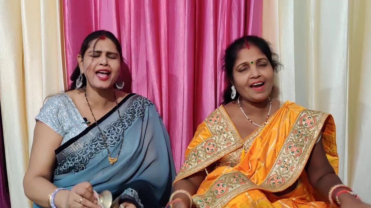 BHADON KI RAT JANAM LIYO KANHA || भादो की रात जन्म लियो कान्हा 💃 bhajan Bela byRekha