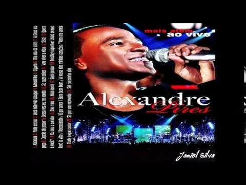 Alexandre Pires Completo ao vivo - mais além {2010} - Jamiel Silva