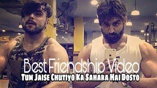 Best Friendship Video Tum Jaise Chutiyo Ka Sahara Hai Dosto song | Parmish Verma, Ninja,Rajeev Raja