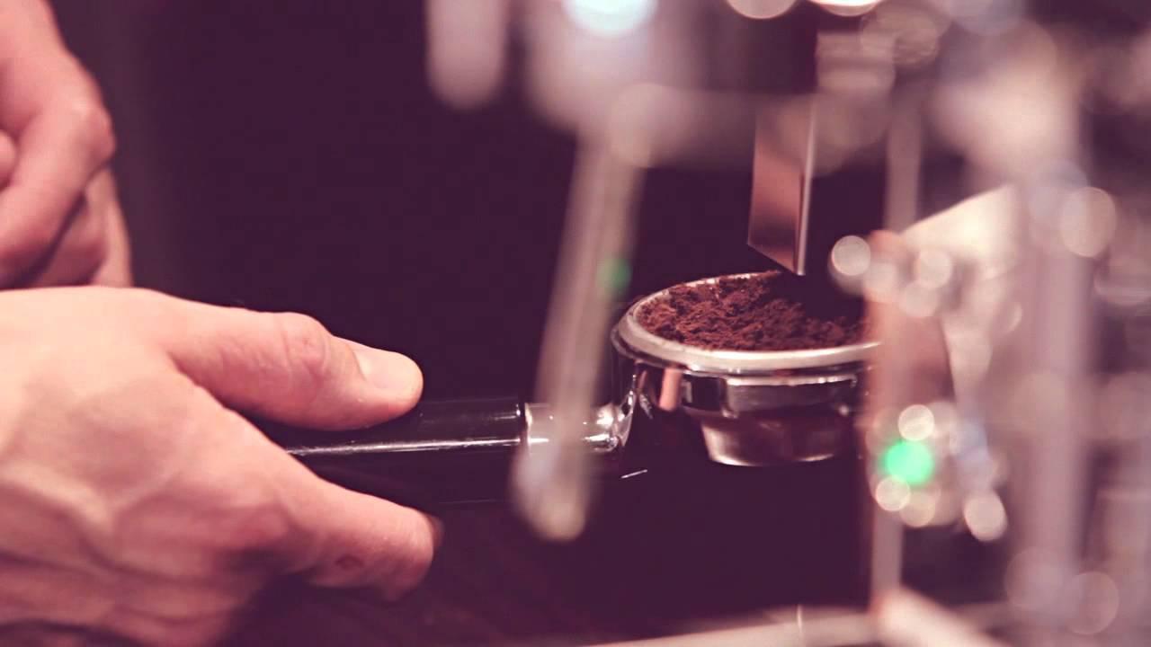 Espresso herstellen