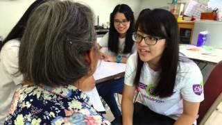 Student Volunteer Testimonials 學生義工分享 : Lok Yiu