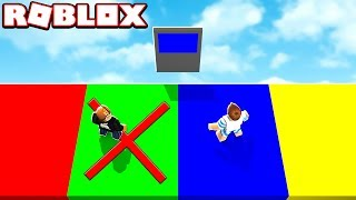 DO NOT CHOOSE THE WRONG COLOR ON ROBLOX!!