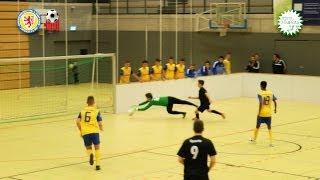 """""""Fußball in Göttingen"""" Eintracht Braunschweig vs. Sparta Göttingen Finale vom 22.12.2013"""