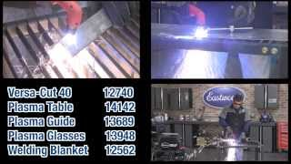 Plasma Cutter - Accessories, Cutting Guide, Table and More - Eastwood