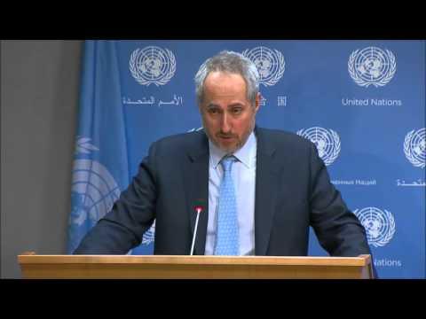 ICP Asks UN of UNprotected Civilians in S Sudan, Dollars to Bank of Khartoum, Yemen Envoy in Japan