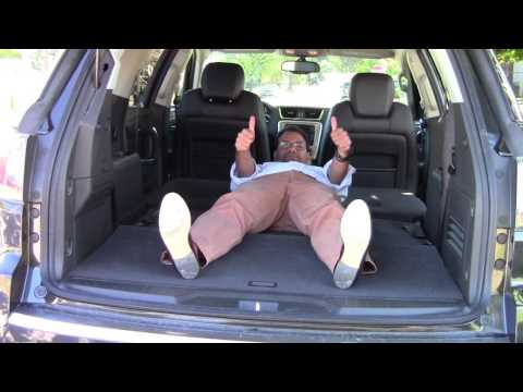 2014 GMC Acadia | an average guy's review