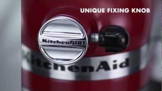 Kitchen Aid Artisan(Découvrez le plus célèbre des robots culinaires, ainsi que l'ensemble de ses accessoires., 2010-07-07T11:37:42.000Z)