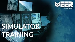 Indian Air Force Academy E2P2 | Simulator Training for Pilots  | Veer by Discovery