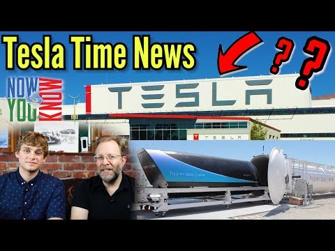 Tesla Time News - Tesla's Secret 2nd Floor and Boring to Baltimore