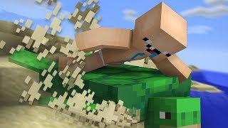 Что знает ВАРФЕЙСЕР о Minecraft? Интересные факты Майнкрафт! ???? НУБ ПРОТИВ ПРО (ft. LevTVision)