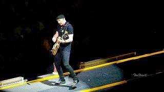 """U2 / 4k / """"cedarwood Road"""" (live) / United Center, Chicago / June 29th, 2015"""