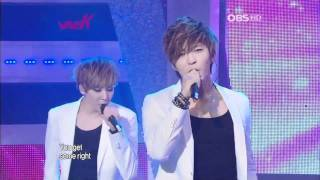 111016 U-Kiss-Someday @OBS Wave Kpop.