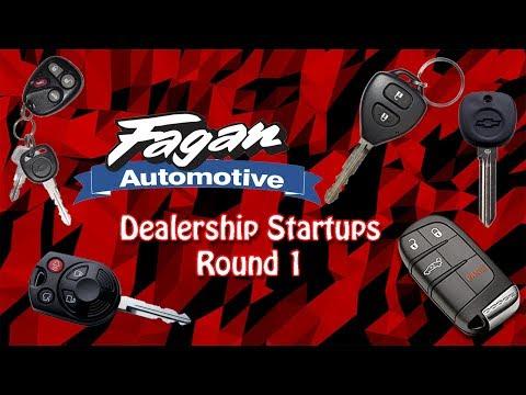 Fagan Automotive Dealership Startups Round 1