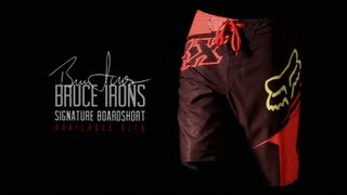 Fox Surf Presents   Bruce Irons, The First Class Signature Boardshort