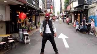Dancehall Hero Vybz Kartel 2013 freestyle CAMRON ONE-SHOT, Asia tour #4