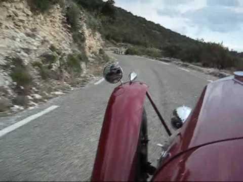 Vaucluse Vintage Rallye Tag 1