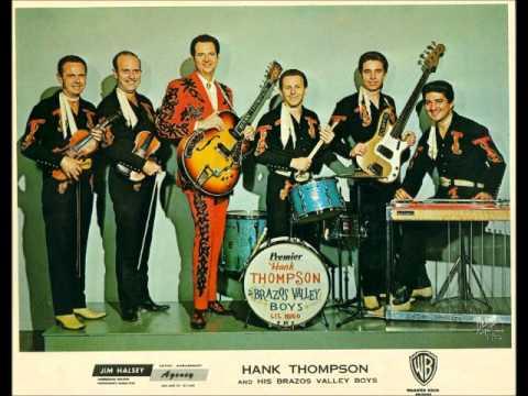 Hank Thompson - Dardanella (Instrumental)