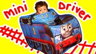 Thomas The Tank Mini Driver Friends